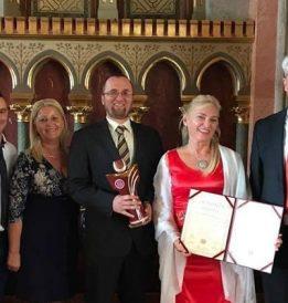 Recunoaștere prestigioasă pentru Balsamul Familial Unguresc