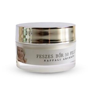 Crema de zi pentru piele netedă peste 50