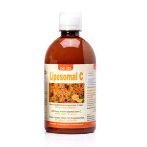 Vitamina C Liposomală