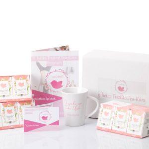 9 hetes Tisztító Tea-Kúra program