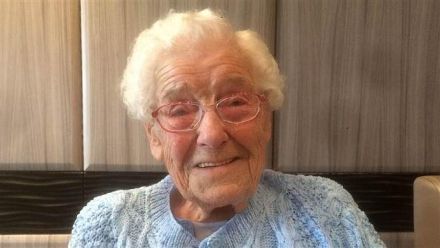 Peller Tiborné, 80 éves
