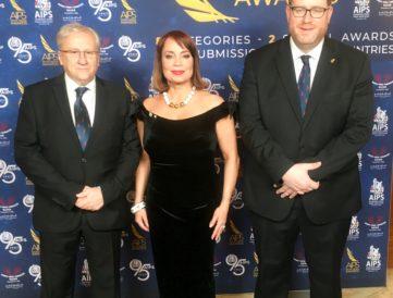 Csisztu Zsuzsa nagykövetünk hatalmas nemzetközi sikerei