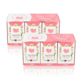 Tisztító Tea-Kúra akció 2db Tisztító Tea-Kúra