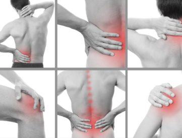 Fájdalomcsillapítás egy adott ponton