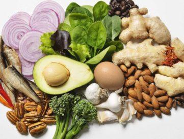 Energiát adó ételek