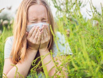 Hogyan segíti a Mikroezüst az allergia elmúlását?
