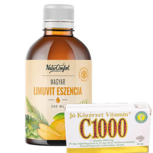 Limuvit Eszencia ajándék C-vitaminnal
