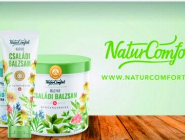 NaturComfort ajándékcsomagot nyerhettek a Heti Napló nézői