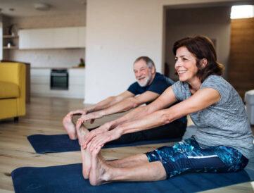 Mozgás nélkül nincs egészség: így maradjon fitt a mama 50 felett is