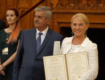 Érték és Minőség Nagydíjas termék lett a Magyar Családi Balzsam Eszencia